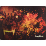 "LogiLink glimmer Gaming maus Pad ""Wolf"""