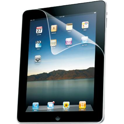 LogiLink Displayschutzfolie für iPad 2, transparent