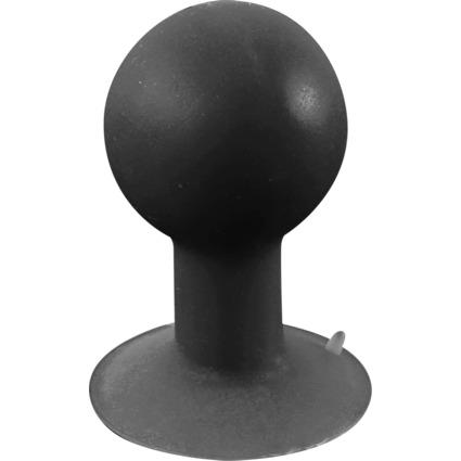 LogiLink Smartphone-Ständer iStand mit Saugnapf, schwarz