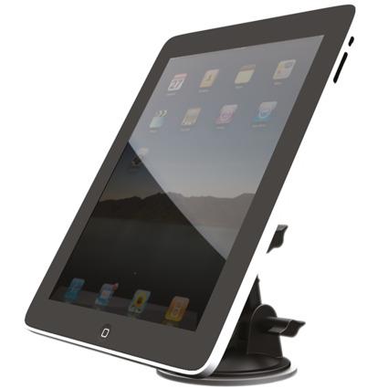 LogiLink Tablet-PC Halter Mega Easy Stand, schwarz