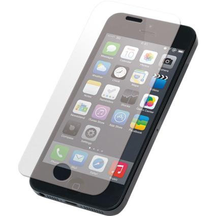 LogiLink Displayschutzfolie für iPhone 5, aus Glas