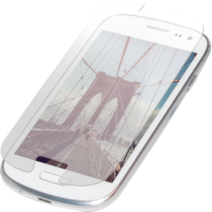 LogiLink Displayschutzfolie für Samsung Galaxy S3, aus Glas