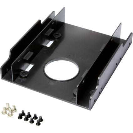 """LogiLink Festplatten-Einbau-Set, 2,5"""" auf 3,5"""""""