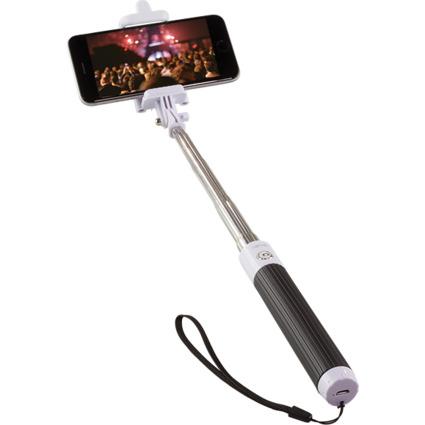 LogiLink Bluetooth Selfie Stange, mit Fernauslöser