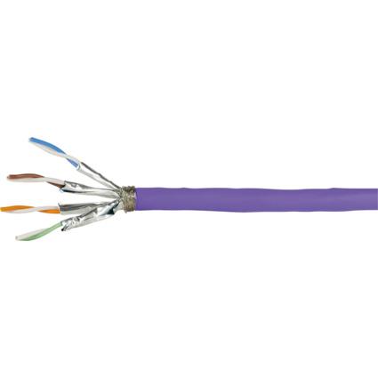LogiLink Installationskabel, Kat.7A, S/FTP, 500 m Trommel