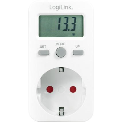 LogiLight Energiekosten-Messgerät, 3 Funktionen