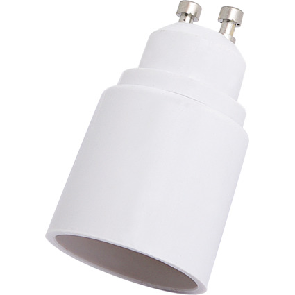 LogiLight Lampensockel Adapter GU10 - E27