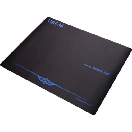 LogiLink Maus Pad XXL für Gaming & Grafikdesign, schwarz