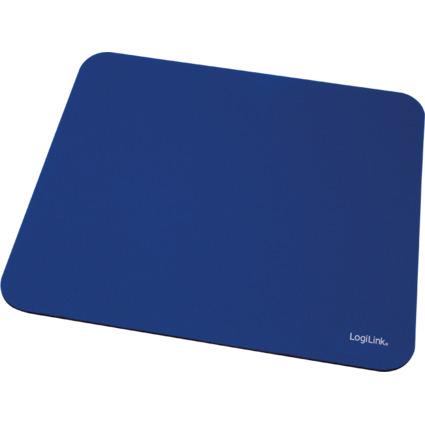 LogiLink Gaming Maus Pad, blau