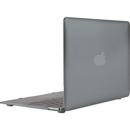 """LogiLink Schutzhülle für 12"""" MacBook, stahlgrau"""