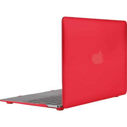 """LogiLink Schutzhülle für 12"""" MacBook, kirschrot"""
