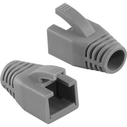 LogiLink Knickschutztülle für RJ45 Stecker, Inhalt: 50 Stück