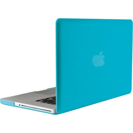 """LogiLink Schutzhülle für 15"""" MacBook Pro, himmelblau"""