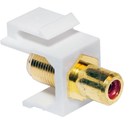 LogiLink Keystone Modul Cinch-Kupplung