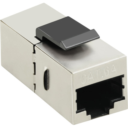 LogiLink Keystone Verbinder Kat.6A, Klasse EA, geschirmt