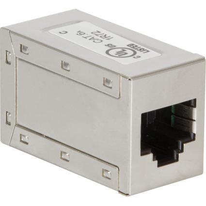 LogiLink Patchkabel-Verbinder Kat. 6A, geschirmt
