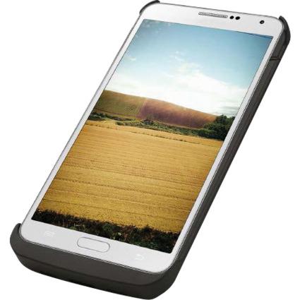LogiLink Smartphone-Schutzcover mit Zusatzakku, für Samsung