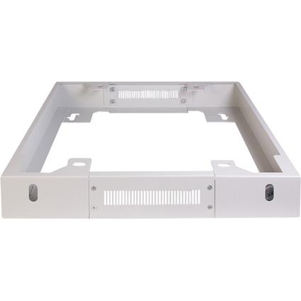 LogiLink Sockel (B)600 x (T)600 mm, lichtgrau (RAL7035)