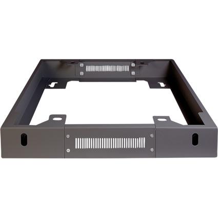 LogiLink Sockel (B)600 x (T)800 mm, schwarz (RAL9005)