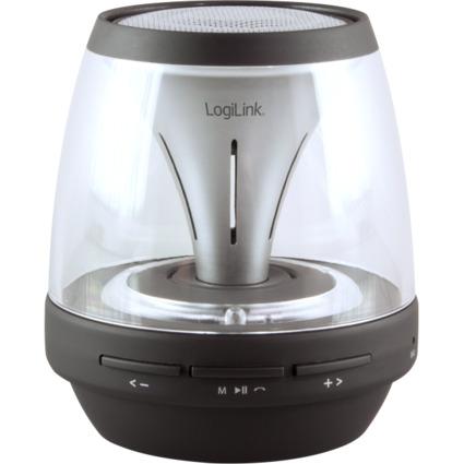 "LogiLink Bluetooth Lautsprecher ""Disco Lady 2go"""