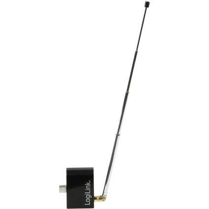 LogiLink DVB-T Tuner für Android & Windows PC, schwarz