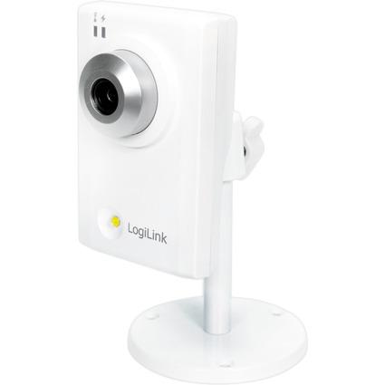 LogiLink Fast Ethernet IP HD Kamera, 1.3 Megapixel