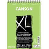 "CANSON skizzen- und studienblock ""XL RECYCLED"", din A3"