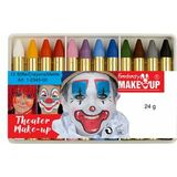 "KREUL schminkstifte-set ""Fantasy theater Make Up,12 Farben"