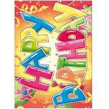 "SUSY card Minikarte - geburtstag ""Happy Birthday"""