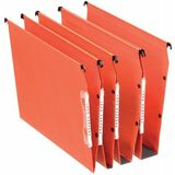 Esselte dossiers suspendus DUAL, fond: 30 mm, orange