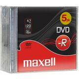 maxell dvd-r 120 Minuten, 4,7 GB, 16x, jewel Case