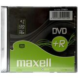 maxell DVD+R 120 Minuten, 4,7 GB, 16x, slim Case