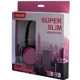 "maxell headset ""SUPER SLIM"", lila"