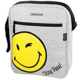 "herlitz Umhängetasche vintage Bag smileyworld ""Fancy"""