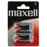 maxell zink Batterie, baby C, 2 pack Blister