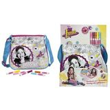 "UNDERCOVER handtasche Create your own ""Soy Luna"""