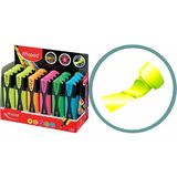Maped textmarker FLUO'PEPS ultra Soft, 24er Display