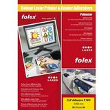 FOLEX color-laserfolie CLP adhesives P WO, din A3
