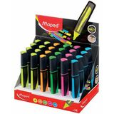 Maped textmarker FLUO'PEPS MAX, 24er Display
