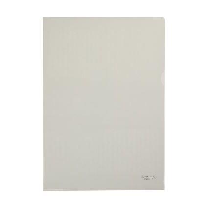 HETZEL Sichthülle Standard, A4, PVC, glasklar, 0,12 mm