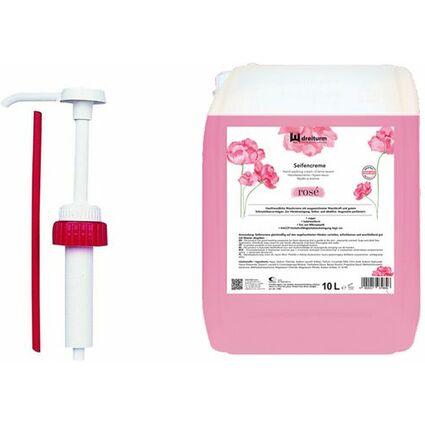 DREITURM Handwaschseife rosé, 5 Liter-Kanister