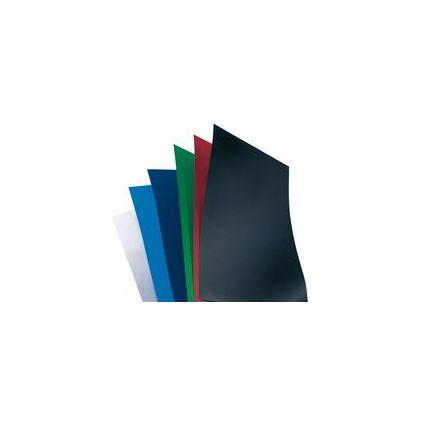 GBC Einbanddeckel Opaque, 0,2 mm, DIN A4, PVC, rot