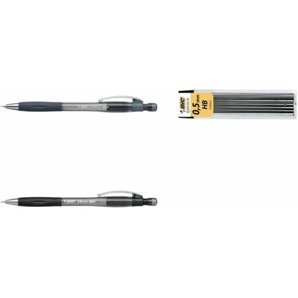 BIC Druckbleistift Velocity Pro, Minenstärke: 0,5 mm