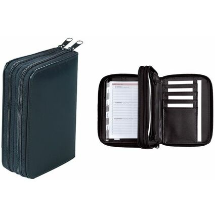 bind Duo-Terminplaner Modell 17500-1, A7, schwarz