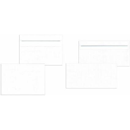 MAILmedia Briefumschläge C6 selbstklebend, ohne Fenster