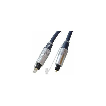 shiverpeaks BASIC-S Toslink Kabel, Stecker - Stecker, 0,5 m
