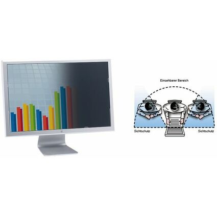 """3M Sichtschutzfilter für LCD-Monitore 55,88 cm (22"""")"""