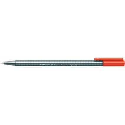 STAEDTLER Fineliner triplus, kalahari orange, Stärke: 0,3 mm