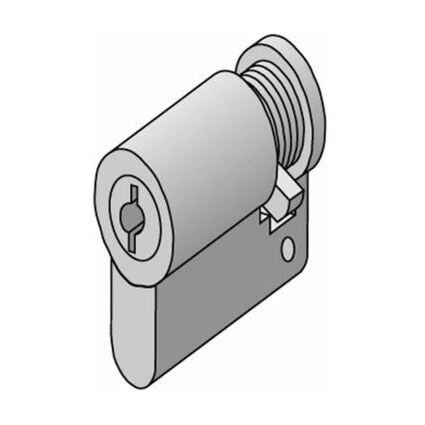 apranet Profilhalbzylinder (Schließung EK333)