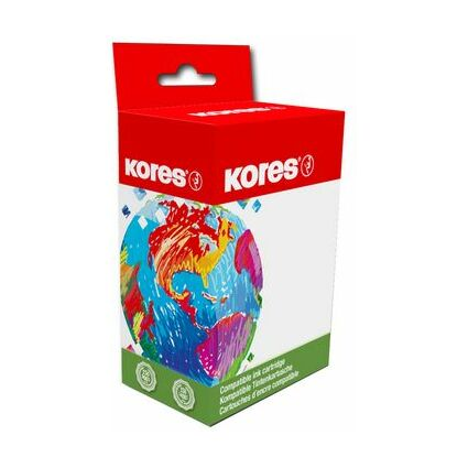 Kores Tinte G1060C ersetzt brother LC970C/LC1000C, cyan